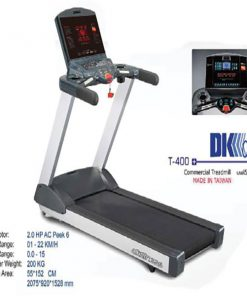 Commercial Treadmill T400