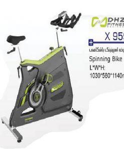 دوچرخه اسپینینگ باشگاهی (Spinning Bike)