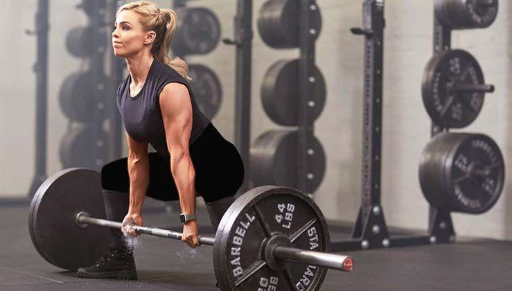حرکت ددلیفت، رمز عضله سازی بدن